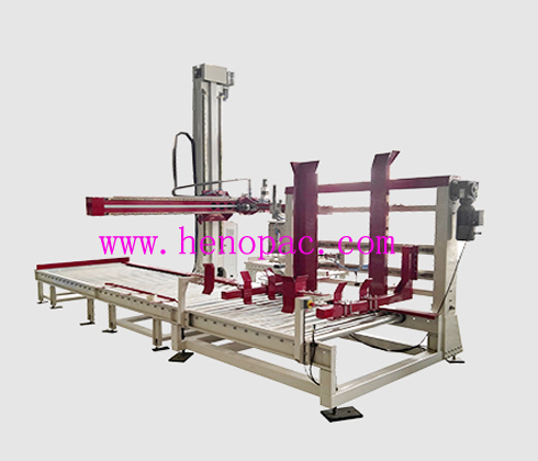 servo palletizing machine