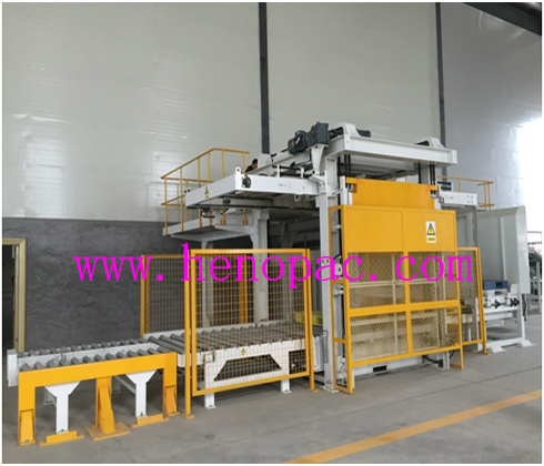 animal feed bag High level palletizer machine