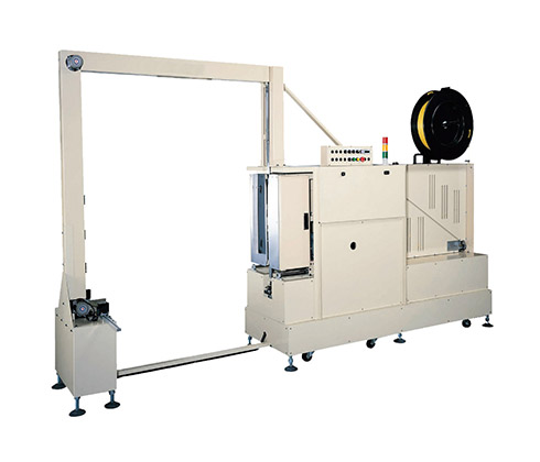 HN-V01 Fully automatic vertical pallet strapping machine