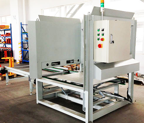 D2 pallet dispensers pallet feeder pallet magazine