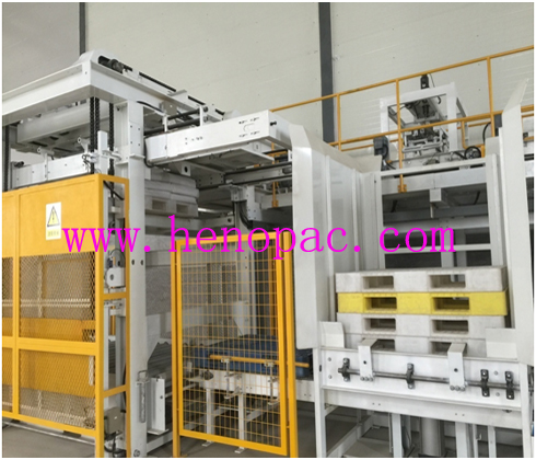 flour bag High level palletizer machine