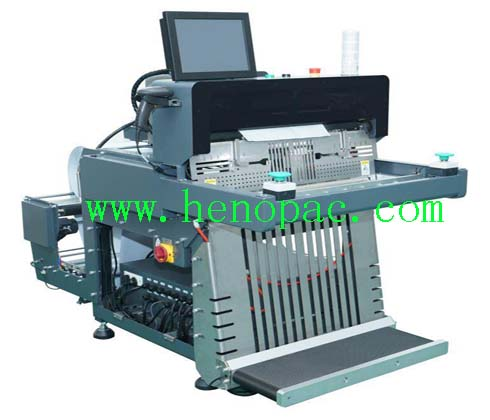 automatic express bag packing machine